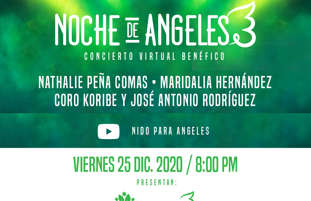 NOCHE DE ANGELES – YOUTUBE PREMIERE